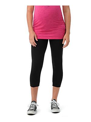 0700a9ea6bfa5 best leggings · Motherhood Secret Fit Belly Maternity Crop Leggings